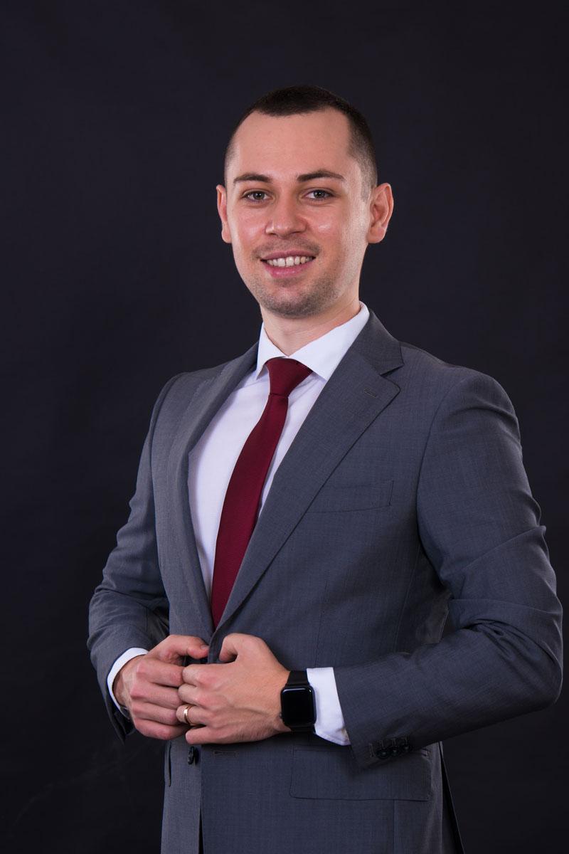 Dr. Corrado Cazacu